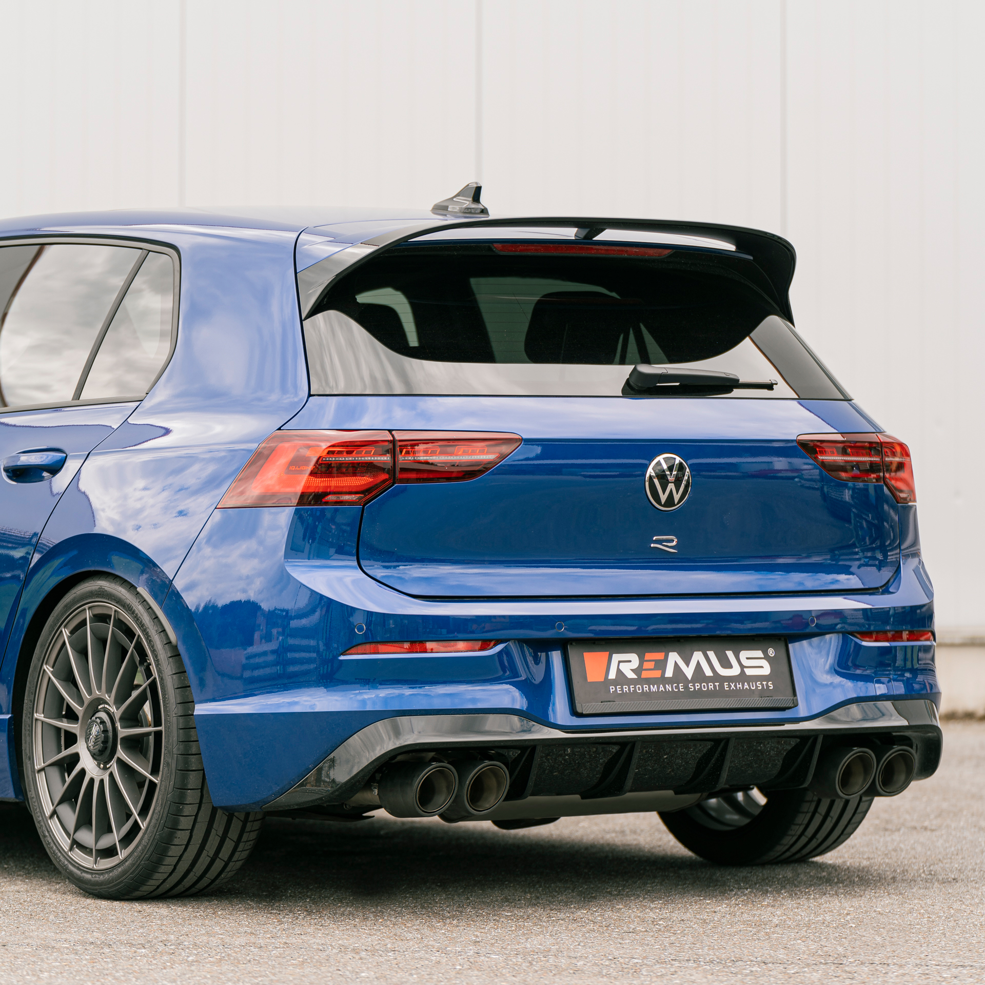 new development 2021 | #17 VW Golf VIII R, 4 Motion